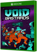 Void Bastards Xbox One Cover Art
