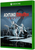Achtung! Cthulhu Tactics Xbox One Cover Art