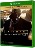 HITMAN 2 - Legacy Pack Xbox One Cover Art