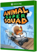 Animal Super Squad Xbox One Cover Art