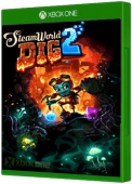 SteamWorld Dig 2 Xbox One Cover Art