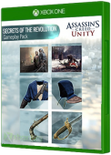 Assassin's Creed Unity - Secrets of the Revolution Xbox One Cover Art