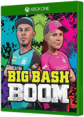 Big Bash Boom Xbox One Cover Art