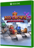 Big Crown Showdown Xbox One Cover Art