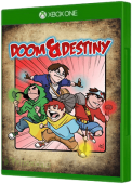 Doom & Destiny Xbox One Cover Art