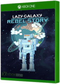 Lazy Galaxy: Rebel Story Xbox One Cover Art