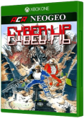ACA NEOGEO: Cyber-Lip Xbox One Cover Art