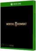 Mortal Kombat 11 Xbox One Cover Art