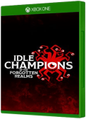 Idle Champions of the Forgotten Realms Xbox One Cover Art
