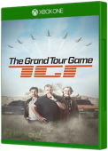 The Grand Tour Game Xbox One Cover Art