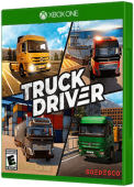 Truck Driver video game, Xbox One, xone