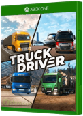 Truck Driver Xbox One Cover Art