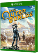 The Outer Worlds Xbox One Cover Art