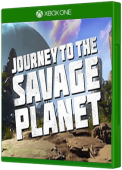 Journey to the Savage Planet Xbox One Cover Art