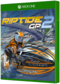 Riptide GP2 Xbox One Cover Art