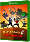 Blast Brawl 2 - Nemesis Update Xbox One Cover Art