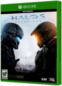 Halo 5: Guardians Xbox One Cover Art