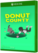 Donut County Xbox One Cover Art