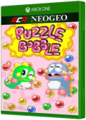 ACA NEOGEO: Puzzle Bobble Xbox One Cover Art