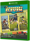 Legendary Eleven Xbox One Cover Art