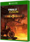 Trials Fusion - Fire in the Deep Xbox One Cover Art