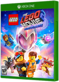 The LEGO Movie 2 Videogame Xbox One Cover Art