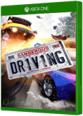 Dangerous Driving Xbox One Cover Art