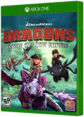 DreamWorks Dragons Dawn of New Riders Xbox One Cover Art