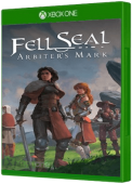 Fell Seal: Arbiter's Mark Xbox One Cover Art