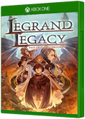LEGRAND LEGACY: Tale of the Fatebounds Xbox One Cover Art