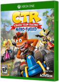 Crash Team Racing Nitro-Fueled video game, Xbox One, xone
