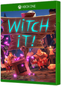 Witch It Xbox One Cover Art