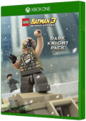 LEGO Batman 3: Beyond Gotham - Dark Knight Pack Xbox One Cover Art