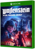 Wolfenstein: Youngblood Xbox One Cover Art