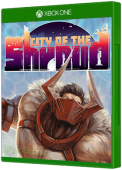City of the Shroud Xbox One Cover Art