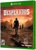 Desperados 3 Xbox One Cover Art