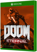 DOOM Eternal video game, Xbox One, xone