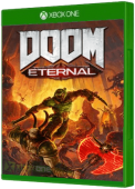 DOOM Eternal Xbox One Cover Art