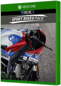 RIDE 3 - Sport Bikes Pack Xbox One Cover Art
