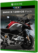 RIDE 3 - BMW R 1200 GS Pack Xbox One Cover Art