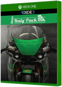 RIDE 3 - Italy Pack Xbox One Cover Art