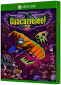 Guacamelee! 2 Xbox One Cover Art