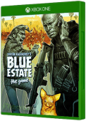 Blue Estate: The Game Xbox One Cover Art