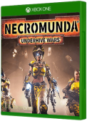 Necromunda: Underhive Wars Xbox One Cover Art