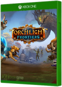 Torchlight Frontiers Xbox One Cover Art