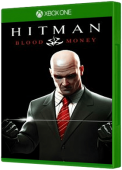 Hitman: Blood Money HD Xbox One Cover Art