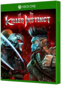 Killer Instinct Xbox One Cover Art