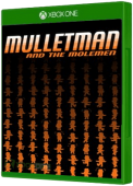Mulletman and the Molemen Xbox One Cover Art
