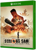Serious Sam Collection Xbox One Cover Art
