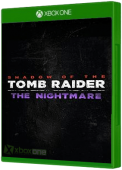 Shadow of the Tomb Raider: The Nightmare Xbox One Cover Art